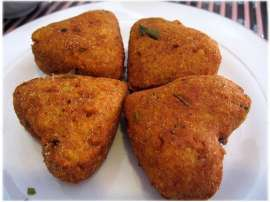 Moong Dal Cutlets