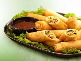 Easy Spring Roll