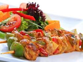 Easy Chicken Shashlik