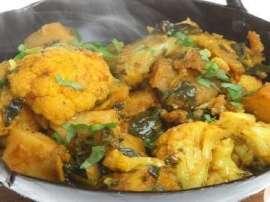 Spicy Phool Gobhi