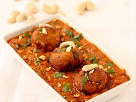 Stuffed Kofta