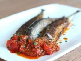 Fish With Spicy Tomato Sauce