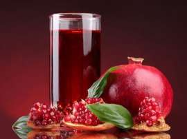 Pomegranate Sharbat