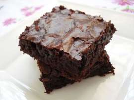 Brownie Eggless