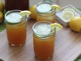Citrus Tea Ice