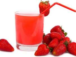 Strawberry Sharbat