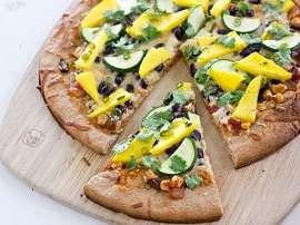 Sabzi Pizza