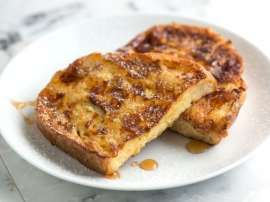 Quick French Toast