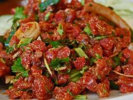 Kabab Cut