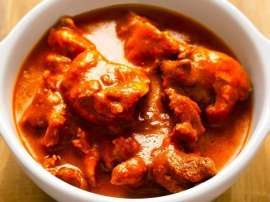 Smoked Gosht With Dahi