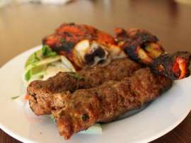Chatkharay Dar Seekh Boti Kabab