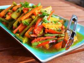 Sweet And Sour Vegetable Asto
