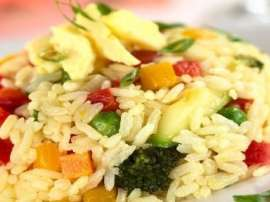 Pulao In Microwave Oven