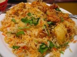 Beef Irani Biryani