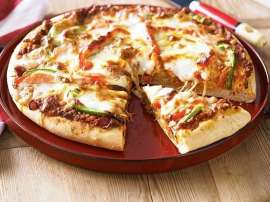 Chilli Vegetable Pizza