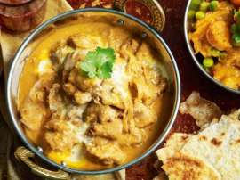 Coconut Chicken Korma
