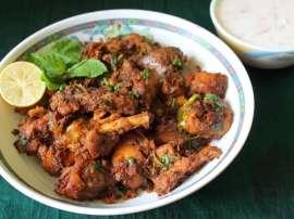 Chicken Jeera And Onion