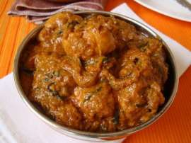 Chicken Kasuri Methi