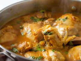 Milki Chicken Zafran