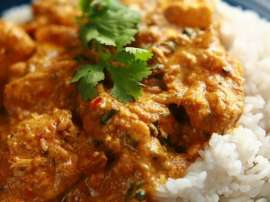 Shahi Chicken Curry