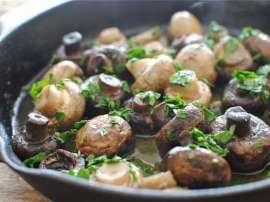 Mushroom Consomme