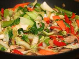 Chinese Vegetable Chicken