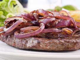 Stir Fry Beef With Onion