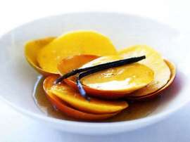 Mango And Lime Syrup