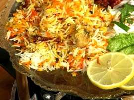 Golden Biryani