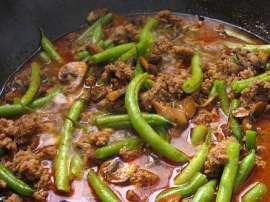 Fresh Bean Ki Phaliyan