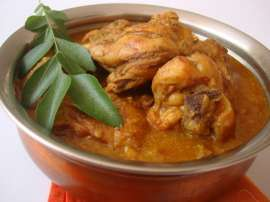 Hyderabadi Murgh Curry