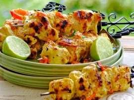 Nariyal Kay Kebab