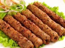 Creamy Seekh Kabab