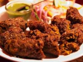 Baked Seekh Kabab