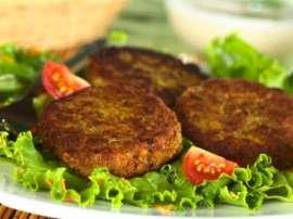 Keema Mushroom Kabab