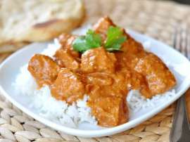 Butter Chicken Rice