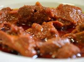 Ram Puri Dish