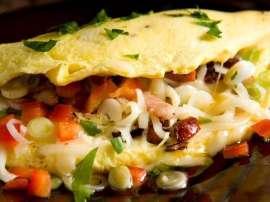 Steamed Omelette
