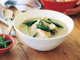 Country Style Fish Chowder