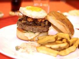 Calcutta Burger