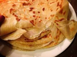Chapati Float