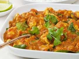 Baingan Aur Paneer Sauce Dish