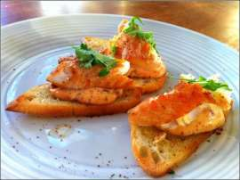 Chinese Fish Toast