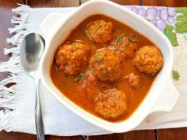 Fried Chicken Ka Kofta
