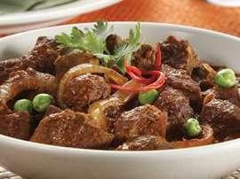 Spicy Szechuan Beef