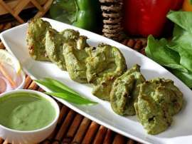 Haray Bharay Kabab