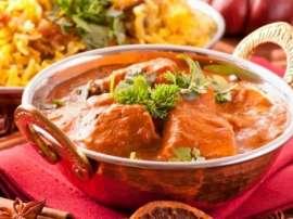 Chicken Rasedar (murgh)