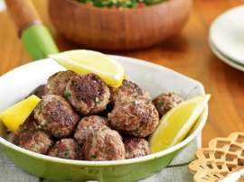 Kofta Sweet And Sour