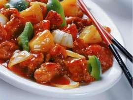 Sweet And Sour Drumsticks