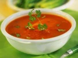Tamatar Anda Soup